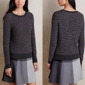 Anthropologie Moth Arbor Sweater Pullover